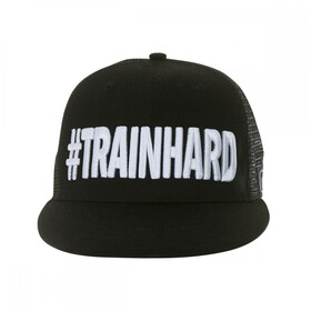 Z3R0D Trucker Cap Headwear black